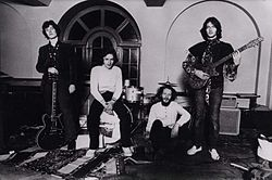 I Blind Faith nel 1969