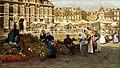 Bloemenmarkt in Den Haag (Grote Markt).jpg