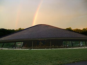 Akron metropolitan area - Blossom Music Center