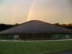 Akron metropolitan area - Blossom Music Center