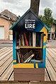 Boîte à livres, Place Bruno Polga (Saint-Priest).jpg