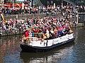 Boat 9 Cordaan, Canal Parade Amsterdam 2017 foto 1.JPG