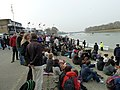 Boat Race Day 2011, Putney (32) - geograph.org.uk - 2329696.jpg