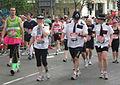 Bobbies and ballerina - London Marathon 2011 (5630109305).jpg