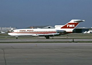 TWA Flight 355 aircraft hijacking