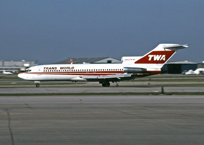 File:Boeing 727-31, Trans World Airlines (TWA) JP6286708.jpg