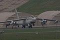 Boeing B-47E-111-BW Stratojet on WPAFB zoom NMUSAF 26Sep09 (14413594310).jpg