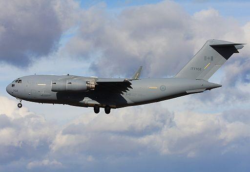 Boeing CC-177 Globemaster III (C-17A), Canada - Air Force AN1691183