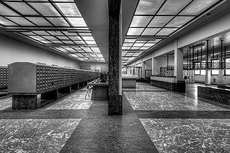 Boekentoren - Image: Boekentoren ugent 0103