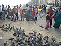 Bombay passants decembre 2005.jpg