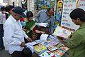 Book Search - 38th International Kolkata Book Fair - Milan Mela Complex - Kolkata 2014-02-07 8498.JPG