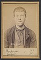 Borderie. Ferdinand, Jacques. 19 ans, né à Sarlat (Dordogne). Peintre sur métaux. Pas de motif. 1-3-94. MET DP290186.jpg