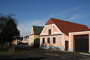 Borkovice - Image: Borkovice (2)