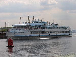 Borodino on Khimki Reservoir 22-jun-2012 03.JPG