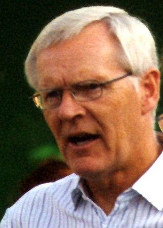Minister for EU Affairs (Sweden) - Image: Bosse ringholm sep 2006