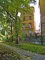 Botanička bašta Jevremovac, Beograd - pogled iz bašte.jpg