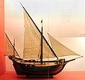 Bottega dell'arsenale di tolone, barca albanaise (tartana), xviii secolo.jpg