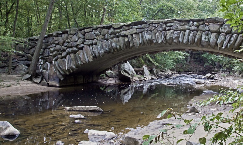 Boulder bridge rock creek park3