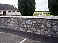 Boundary Wall Plaque - geograph.org.uk - 614063.jpg