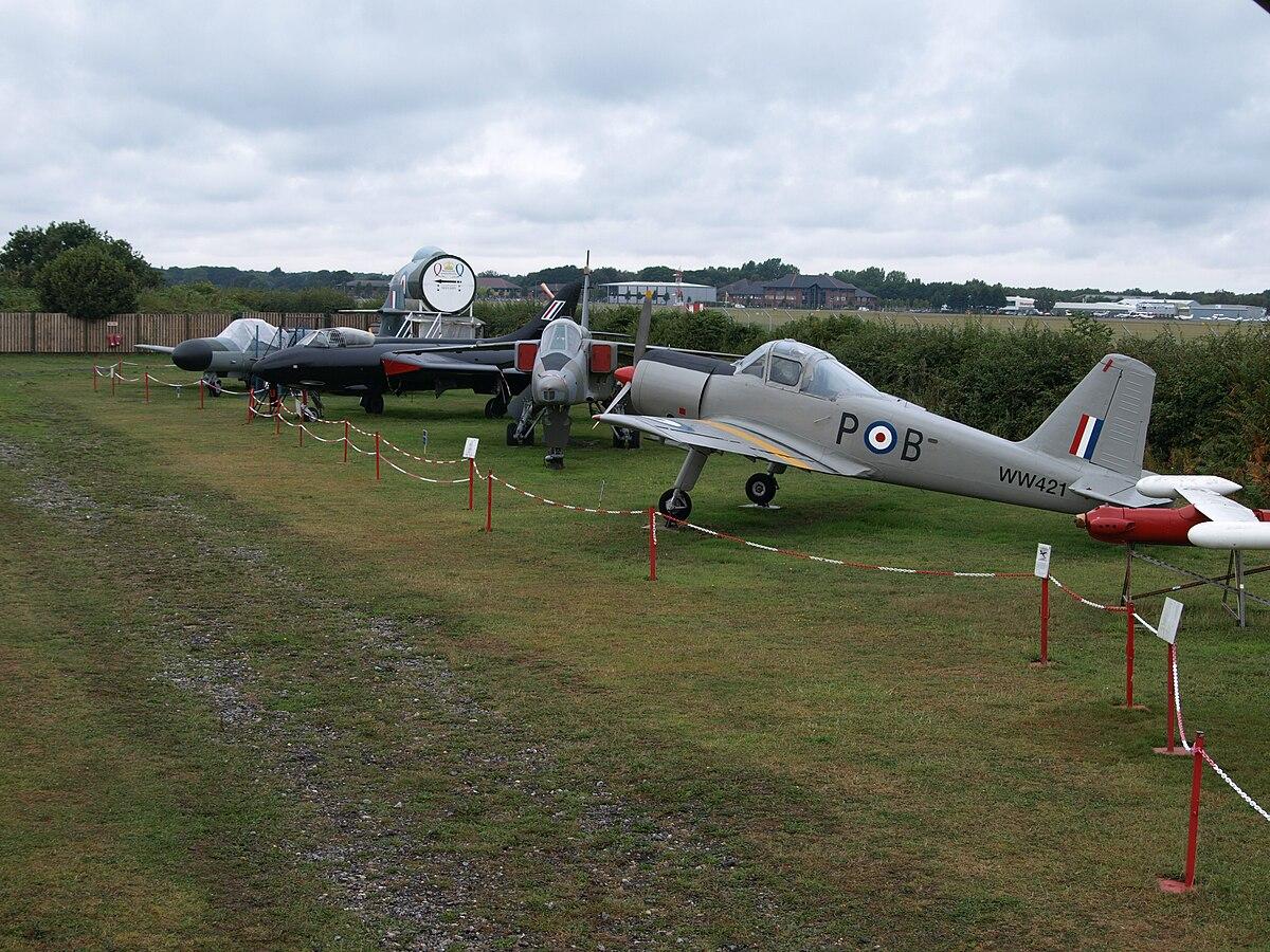 Bournemouth Aviation Museum >> Bournemouth Aviation Museum - Wikipedia