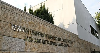 History of the Jews in Los Angeles - Yeshiva University Boys High School