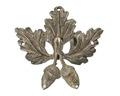 Bröstknöppe av silver, 1800-tal - Hallwylska museet - 110573.tif