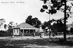 Manatee County, Florida - Original Bradentown Library