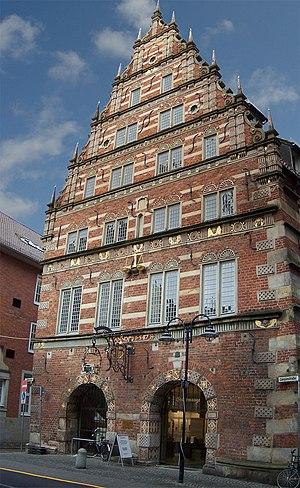 Stadtwaage (Bremen) - Stadtwaage 2005