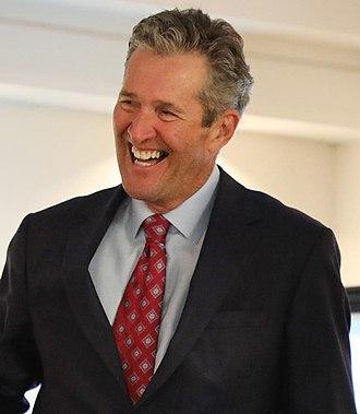 Brian Pallister - Pallister in 2017