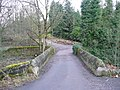 Bridge, Holme House Lane, Barkisland - Rishworth - geograph.org.uk - 1122001.jpg