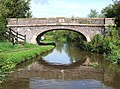 Bridge No 102 south of Barlaston, Staffordshire - geograph.org.uk - 1578394.jpg