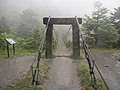 Bridge on the way to Tianchi Lodge from Yunhai Line Station.jpg