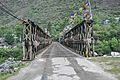 Bridge over Lachung River, North Sikkim.jpg
