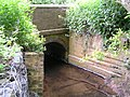 Bridge over tributary of Piddle Brook. - geograph.org.uk - 10443.jpg