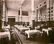 Bristol Hotel Oslo Restaurant