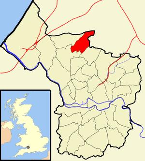Southmead - Image: Bristol southmead