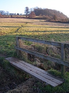 Bromyard Downs human settlement in United Kingdom