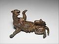 Bronze statuette of a pantheress MET DP240032.jpg
