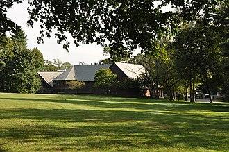 Pine Manor College - Pine Manor College campus