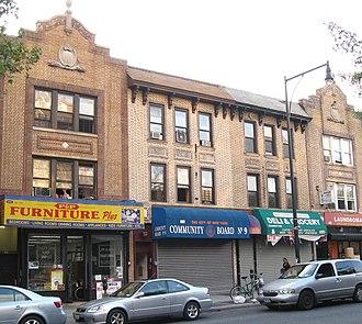 Brooklyn Community Board 9 - Office