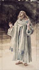 Brooklyn Museum - Saint John the Evangelist (Saint Jean l'Évangeliste) - James Tissot - overall.jpg