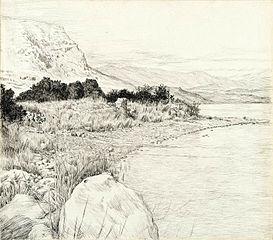 ''Sea of Tiberias''