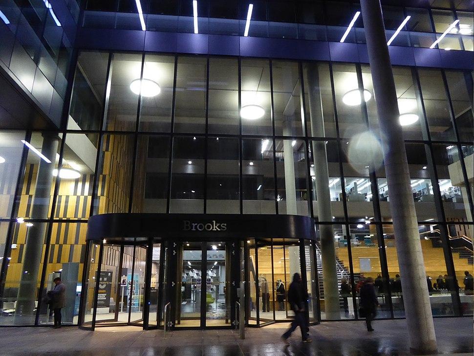 Brooks Building, MMU, Manchester, November 2016 (01)