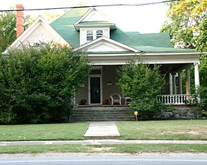 National Register of Historic Places listings in Faulkner County, Arkansas - Image: Brown House 2