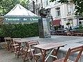 Bruselas - Plazoleta frente casa natal Cortazar 9.jpg