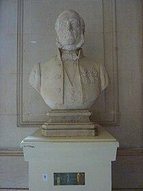 Bruxelles-Buste du bourgmestre de Schaerbeek Eugène Dailly-01.JPG