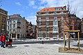 Bruxelles - Schaerbeek - Place Wappers (2).JPG