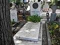 Bucuresti, Romania, Cimitirul Bellu Ortodox, (Mormantul lui Zaharia Stancu - scriitor).JPG