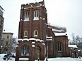 Bucuresti, Romania. BISERICA ANGLICANA (B-II-m-A-19833) (Zi de iarna desi e Martie)(6).jpg