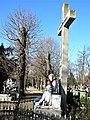 Bucuresti, Romania. Cimitirul Bellu Catolic. Mormantul necunoscut. 25 Decembrie 2017. (2).jpg